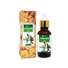 NIAOULI OIL 100% NATURAL PURE UNDILUTED UNCUT ESSENTIAL OIL 5ML TO 100ML