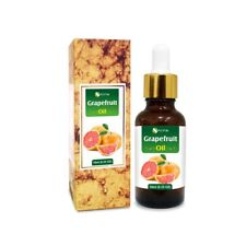 GRAPEFRUIT OIL100% NATURAL PURE UNDILUTED UNCUT ESSENTIAL OIL 5ML TO 100ML