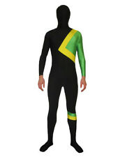 Free Shipping Bobsled Fancy Dress Costume / Team Bobsleigh Olympic Outfit