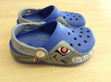 Crocs Lights Up Sharks Clog/Sandals/Shoes - LED Lights