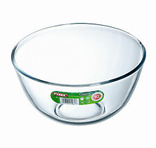 Pyrex High Quality Mixing/Cooking Bowls. Durable and Easy to Clean