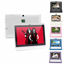 "7"" iRulu Android 4.2 Tablet PC A23 Dual Core&Cam 1.5GHz 16GB White w/ Keyboard"