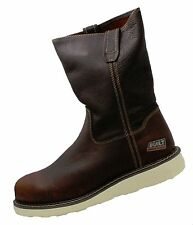 Mens Built By Georgia Boot Work Boots Choose Your Own Size BG4123M Wellington