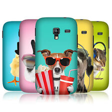 HEAD CASE FUNNY ANIMALS PROTECTIVE COVER FOR SAMSUNG GALAXY ACE PLUS S7500