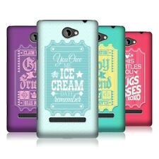 HEAD CASE DARLING TICKET PROTECTIVE COVER FOR HTC WINDOWS PHONE 8S