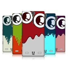 HEAD CASE MELT SLIME MONSTERS PROTECTIVE COVER FOR SONY XPERIA S LT26i