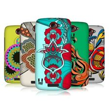 HEAD CASE MEHNDI MEDLEY PROTECTIVE COVER FOR HTC ONE S