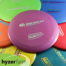 Innova GSTAR DAEDALUS *choose color & weight* G star disc golf driver Hyzer Farm