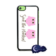 Save the Hooters - Breast Cancer Awareness - Case for iPhone 5c Case Cover