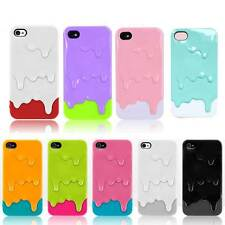 2013 3D Melt Ice-Cream Skin Protect Hard Case Cover For Apple iPhone 5 5G 7color