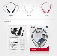 LG BLUETOOTH NECK EAR SET, True freedom for Music/Phone, 10 Hours Music, 32g