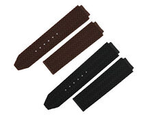 Rubber Replacement Diver Watch Band Strap For (Fits) Hublot Big Bang