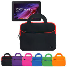 """Neoprene Sleeve Handle Case For ASUS Transformer Pad TF103C/TF303CL 10.1"""" Tablet"""