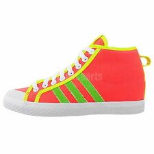 Adidas Originals Honey Stripes UP W Pink Green 2014 Womens Wedges Casual Shoes