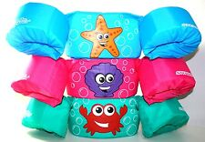 COLEMAN Stearns puddle Jumper with  warranty booklet VERITY COLORS