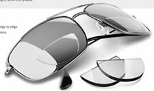 Turn your Sunglasses into Readers with Stick on Bi-Focal Magnifing Lenses USA