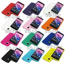 Gel soft Silicone Rubber Case Cover Skin for LG D820, D821 ,Google Nexus 5