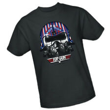 The Hit Movie Top Gun: MAVERICK Helmet TOP GUN -- Adult T-Shirt