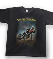 Airbrushed Speedway T-Shirt Speedway Rider Tai Woffinden sizes Small to XXXL