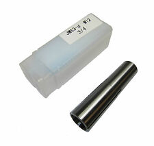 RDGTOOLS 3 MORSE TAPER COLLETS IMPERIAL SIZES VARIOUS CAPACITIES 3MT