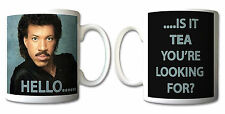 HELLO Is It TEA You're Looking For? Funny MUG 11oz OR 15oz custom personalised