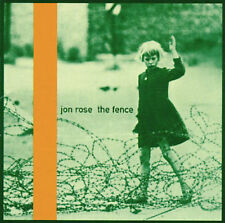 Rose, Jon-Rose, Jon - Fence CD NEW