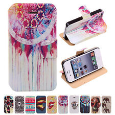 CHEAP FREE SHIPPING Dust Proof  Flip Back Case Cover Stand For Apple iPhone 4/4S