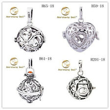 Silver Angel Caller Harmony Ball Pregnancy/Baby Locket pendant Chime Sounds