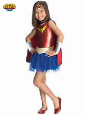 Wonder Woman Tutu Costume - Girls