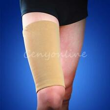 1X Thigh Sleeve Brace Support Compression Leg Wrap Protect Hamstring Groin Quad