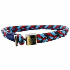 Official HELP FOR HEROES Engraved Leather Bracelet Wrist Band BY Edward Jones