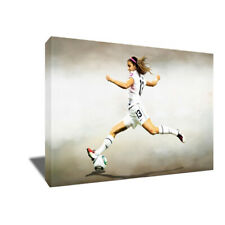 USA FIFA Women's National Team ALEX MORGAN Poster Photo Canvas Art Painting