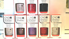CND Shellac UV Gel Color 0.25oz - BRAND NEW HOT COLORS Part #1