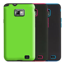 TPU OUTDOOR HARD CASE FÜR SAMSUNG GALAXY S2 I9100 S2 PLUS I9105 COVER HÜLLE