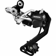SHIMANO RD XT 10-speed Ombra Design Posteriore MTB MOUNTAIN BIKE DERMABLEND