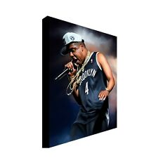 BROOKLYN NETS Owner JayZ Jay Z poster photo CANVAS ART PAINTING
