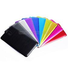 UN3F Metal Battery Back Cover Standby Case for Samsung Galaxy Note III