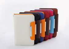 5 inch PU Leather Wallet Flip Cover Case Cover For Cubot S208 Cell Phone