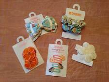 NWT Gymboree Summer Safari Hair Accessories CHOICE