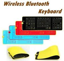 Bluetooth Wireless Keyboard for PC Tablet Phone iOS Android Windows MacBook iPad