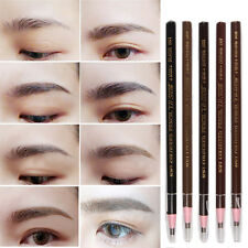 Charm Women Fashion Soft Crayon Waterproof Eyebrow Eyeliner makeup Beauty Pencil