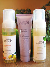 100% Pure Facial Cleanser - Choice of Jasmine,  Lavender Seafoam, or Brightening