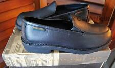 "Original Wolverine Ladies Black Leather ""Easterner"" Loafers NIB $110 Retail"