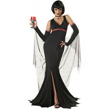 Immortal Seductress Womens Sexy Gothic Vampire Halloween Costume Std/Plus Sizes