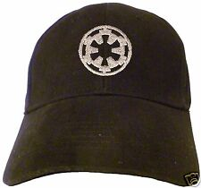 Star Wars Imperial Logo Embroidered Baseball Hat - Cap - NEW