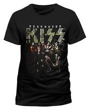 KISS: Destroyer Germany Short Sleeve Mens Cotton T-Shirt - New & Official