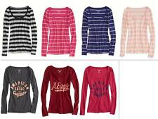 American Eagle Outfitters AEO Long Sleeve T-Shirt Tee