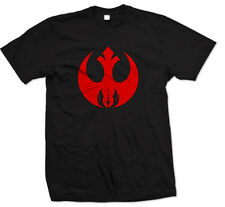 Rebel Alliance Jedi Order T-Shirt Star Wars Shirt Red Logo
