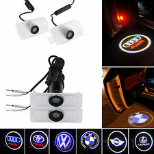 2x LED Welcome Projector Logo Ghost Shadow Laser Car Vehicle Door Under Light