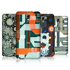 HEAD CASE PIPES AND GEARS PROTECTIVE COVER FOR SAMSUNG GALAXY NOTE 3 NEO N7505